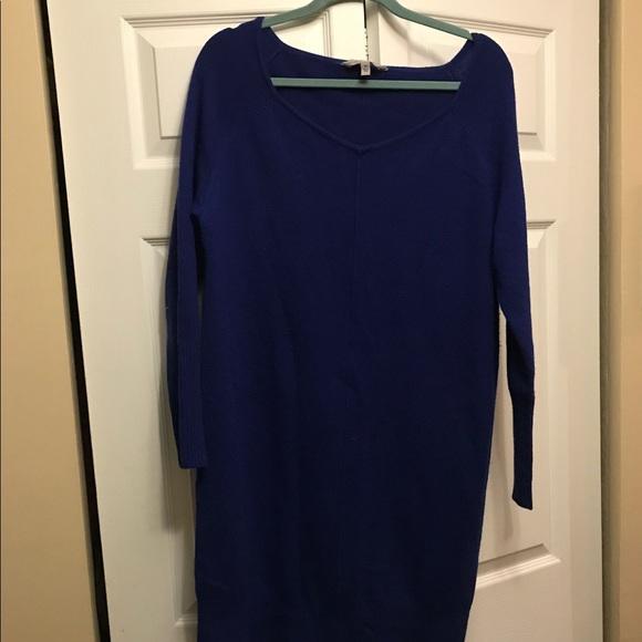 Athleta Dresses & Skirts - Athleta Cashmere sweater dress